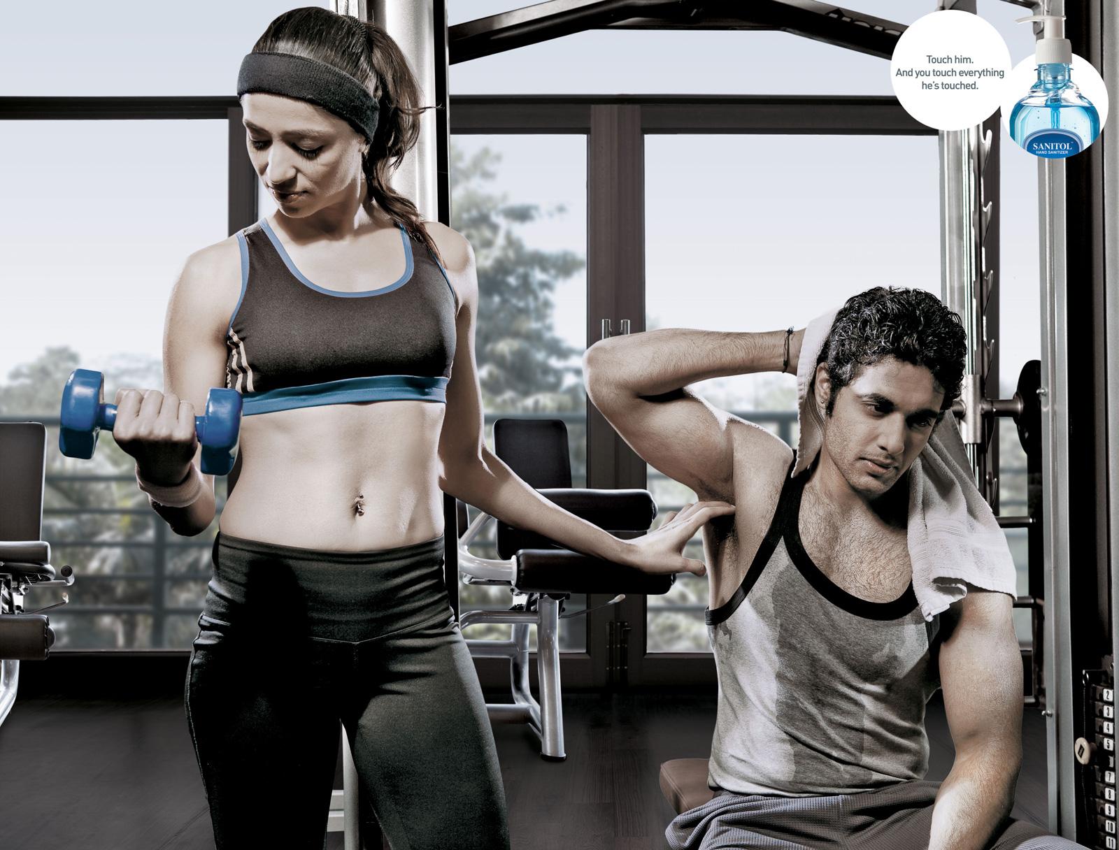 Gym Ad