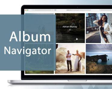 AlbumNavigator